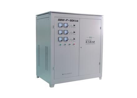 三相分调补偿式电力稳压器