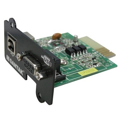 USB+RS232通�卡