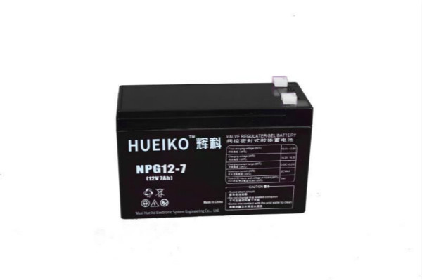 NPG12-7(12V-7AH)免维护铅酸…