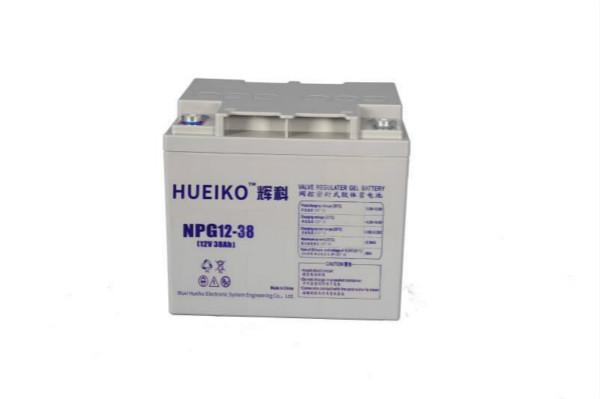 NPG12-38(12V-38Ah)免维护铅…