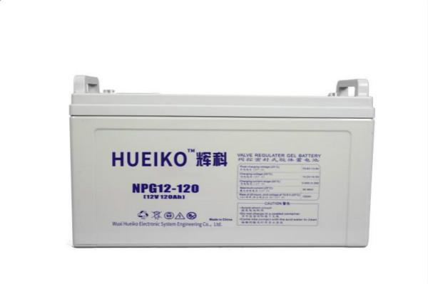 辉科胶体蓄电池NPG12-120