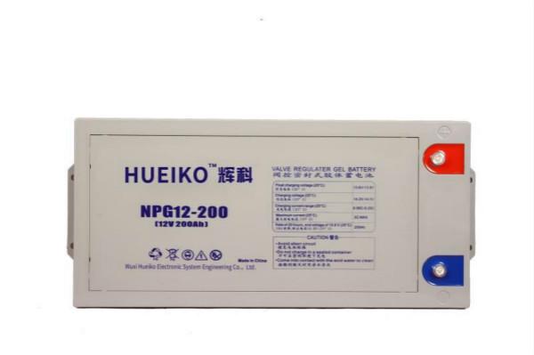 NPG12-200(12V-200Ah)免维护…