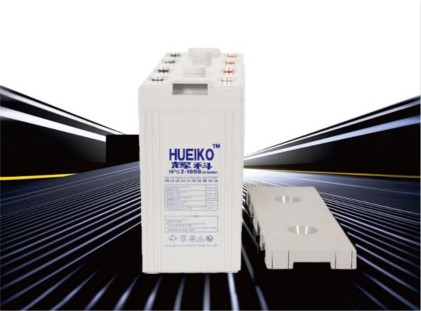 NPG-2V(100AH~3000AH)蓄电池系列